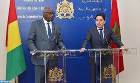 Le Maroc appelle au respect de la liberté de la navigation maritime dans le détroit d'Ormuz ( M. Bourita)