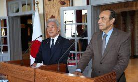 Un responsable parlementaire japonais exprime la volonté de son pays de renforcer les relations avec le Maroc