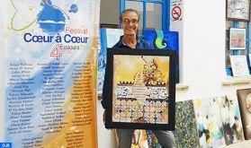 Belaïd Belhaoui, l'artiste-peintre du ''vivant''