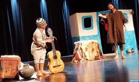 """Présentation à Copenhague de la pièce de théâtre """"Rmas"""""""