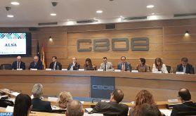 Présentation à Madrid du 5ème Programme de formation pour l'internationalisation des entreprises espagnoles au Maroc