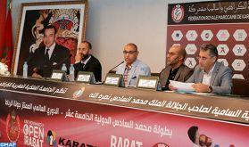Coupe internationale Mohammed VI de Karaté : Des champions de renommée mondiale prendront part à la 15è édition