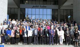 Conseil supérieur du pouvoir judiciaire: La nouvelle promotion de conservateurs judiciaires et d'ingénieurs prête serment