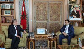 """Le Maroc, un """"partenaire solide"""" de la Colombie en Afrique et dans le Monde Arabe"""