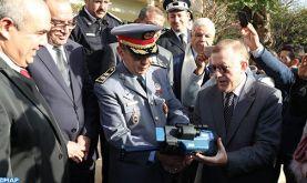 Remise de 280 radars à la police et la gendarmerie pour contrôler les vitesses des véhicules