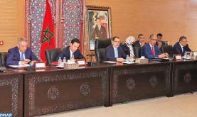 M. El Otmani met en avant l'importance des secteurs de l'eau et de l'électricité dans l'amélioration de la compétitivité de l'économie nationale
