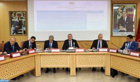 M. Benabdelkader souligne les efforts de réalisation de la transition globale vers l'administration numérique