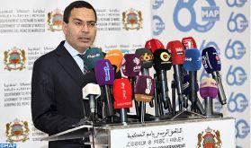 Le Conseil de gouvernement adopte un projet de décret relatif à la qualité et à la sécurité sanitaire de certaines boissons commercialisées