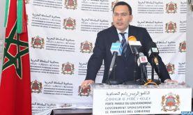 Adoption en conseil de gouvernement du projet de décret portant création de nouveaux cercles et caïdats