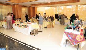 Les ambassadrices des pays arabes organisent à Rabat un bazar de bienfaisance en faveur des enfants atteints de cancer