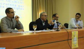 Les transformations des structures traditionnelles amazighes au Maroc, au centre d'une table ronde à Rabat