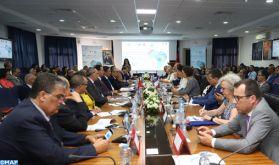"""Lancement à Rabat de la plateforme nationale """"Maroc Université Numérique"""""""