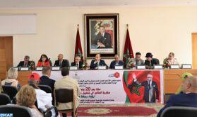 M. Laktiri souligne l'importance d'informer les Marocains du monde sur la mémoire de la nation