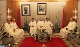 Retour au Maroc de la délégation officielle marocaine pour le pèlerinage