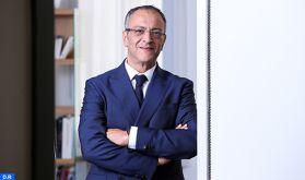 Rachid Madrane, un Belgo-marocain à la tête de l'Hémicycle bruxellois
