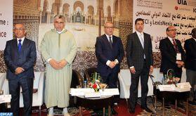 Casablanca: Ouverture des travaux d'un séminaire sur l'indépendance de la profession d'avocat