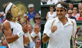 Wimbledon: Nadal et Federer croiseront le fer en demi-finale