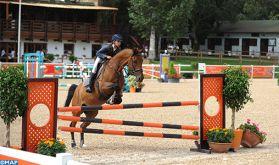 Semaine du cheval 2019 (Championnat du Maroc Cadets): Jad Guerraoui remporte le Prix SAR le Prince Héritier Moulay El Hassan de saut d'obstacles