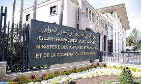"""Le Maroc prend note, """"avec regret"""", de la démission de l'Envoyé Personnel du Secrétaire général des Nations Unies pour le Sahara marocain (MAECI)"""