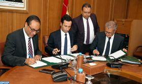 Protocole d'accord entre l'État et l'ONCF pour acter les orientations stratégiques