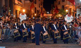 Le public tétouanais gratifié d'une somptueuse soirée de spectacles à l'occasion du 20e anniversaire de la Fête du Trône