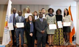 """Tanger : Clôture de la formation """"Aptitudes en Administration des Affaires africaines et internationales"""" lancée par le CAFRAD"""