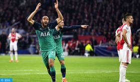 Ligue des champions de l'UEFA : Tottenham en finale aux dépens de l'Ajax Amsterdam (3-2)