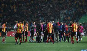 """Finale de la Ligue des champions africains : la presse tunisienne crie au """"scandale"""""""