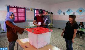 Tunisie: Un taux de participation de 45,02% au premier tour de l'élection présidentielle anticipée
