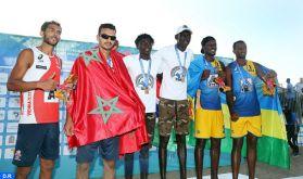 Classement africain de Beach-volley: La sélection nationale masculine en tête, les dames deuxièmes
