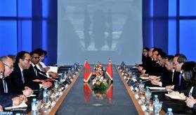 Le Maroc souhaite tirer profit de l'expérience chinoise réussie en matière d'infrastructures et de transport durable (M. Amara)