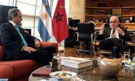 Les relations entre l'Argentine et le Maroc se caractérisent depuis toujours par une coopération étroite dans divers domaines (Ministre argentin des Relations extérieurs)