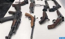 Près de 500 armes à feu saisies en Australie