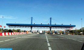 Autoroute Rabat-Oujda : Circulation provisoirement suspendue jeudi de 00h00 à 5h00 sur le tronçon entre les échangeur de Meknès-Est et Ain Taoujdate