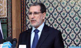 M. El Otmani met en relief le rôle prépondérant des pharmaciens au service de la santé publique