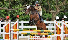 Coup d'envoi à Rabat de la 35è édition de la Semaine du cheval