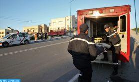 Un autocar renversé dans la province d'Errachidia: Les corps de trois autres personnes portées disparues retrouvés (autorités locales)