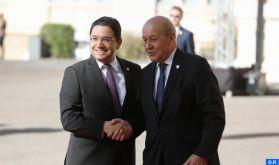 """Marseille : Le Maroc prend part au """"Sommet des deux rives, Forum de la Méditerranée"""""""