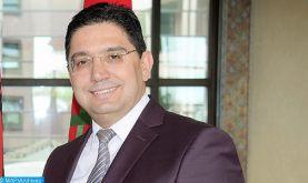 M. Bourita: le Maroc veut une solution réaliste à la question du Sahara (Agence de presse russe)