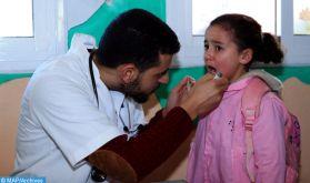 Province de Zagora: Plus de 5.600 bénéficiaires d'une caravane médicale multidisciplinaire dans les communes du bassin de Maider