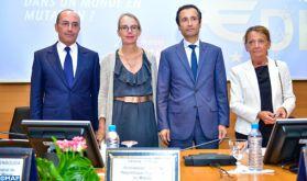 M. Benchaaboun appelle à gérer la rareté des fonds