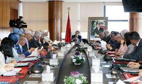 M. El Otmani préside la 2e réunion de la commission interministérielle chargée du suivi de la mise en œuvre du programme gouvernemental