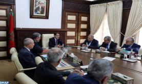 Adoption en Conseil de gouvernement d'un projet de loi relatif à la réorganisation de la Fondation Hassan II des œuvres sociales des agents d'autorité relevant du ministère de l'Intérieur