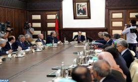 Le Conseil de gouvernement approuve un projet de décret portant création d'une direction provisoire chargée de superviser la réalisation du port Dakhla Atlantique