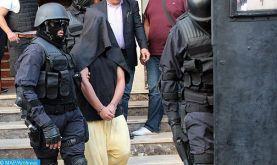 Démantèlement à Taza d'une cellule terroriste de 4 extrémistes dirigée par un ancien combattant sur la scène syro-irakienne