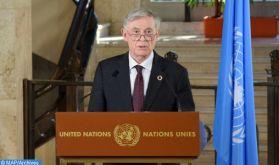 """Sahara : Démission de l'envoyé personnel du Secrétaire général de l'ONU, Horst Köhler, pour des """"raisons de santé"""""""
