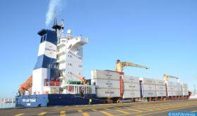 L'armateur CMA CGM renforce son service Morocco Shuttle avec une nouvelle escale à Dakhla