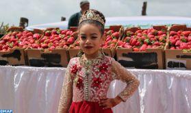 Kénitra: La 9-ème édition du festival international de la fraise du 13 au 16 mars