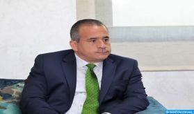 """Le Pt de la Commission des AE à l'Assemblée Nationale du Venezuela salue le plan marocain d'autonomie """"comme solution optimale"""" au différend du Sahara"""