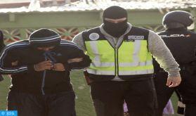 Espagne : démantèlement en prison d'un groupe de radicalisation et de recrutement pour Daech